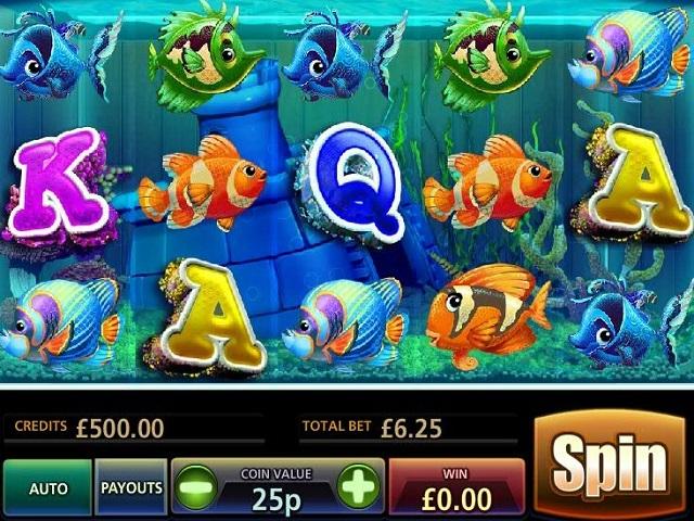 Tropical Aquarium Slot