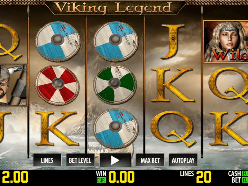 Viking Legend Slot