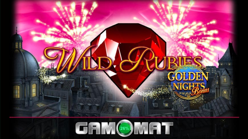 Wild Rubies Golden Nights