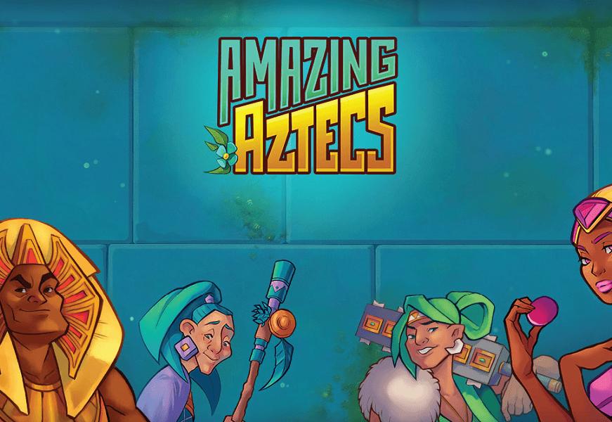Amazing Aztecs Slot