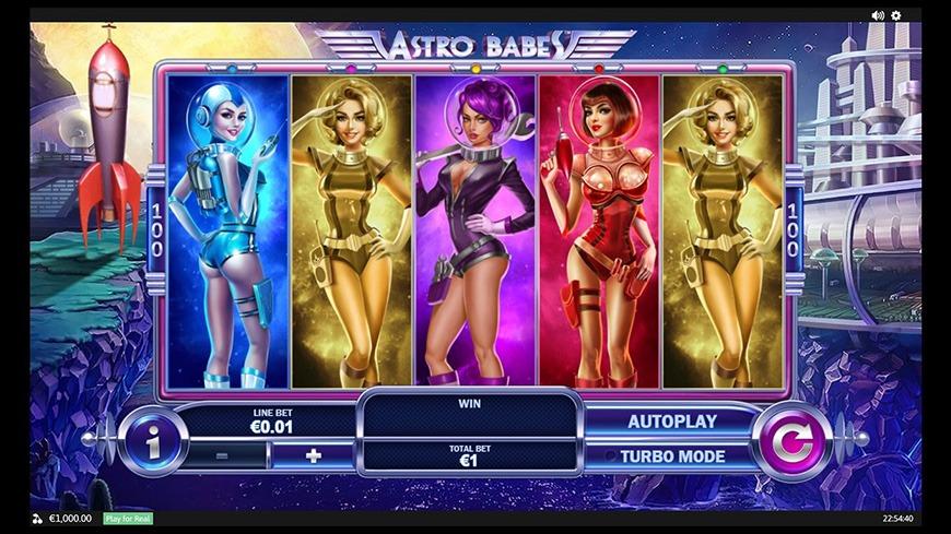 Astro Babes Slot