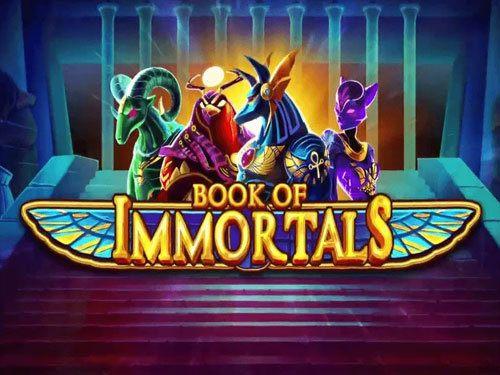 Book of Immortals ( iSoftBet)