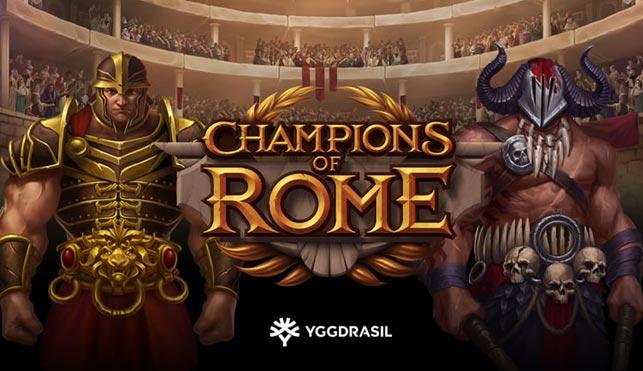 Champions of Rome (Yggdrasil)