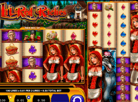 Lil Red Riches Slot