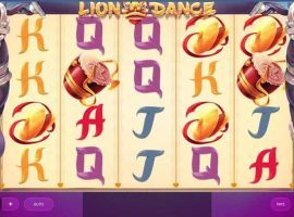Lion Dance Slot