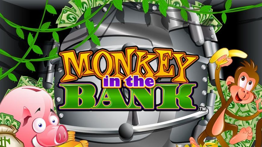 Monkey In The Bank Slot Machine