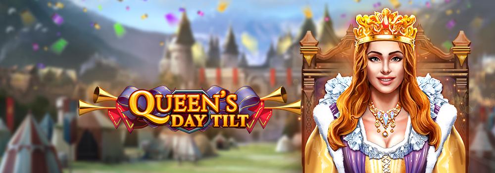 Queen's Day Tilt (Play`n Go)