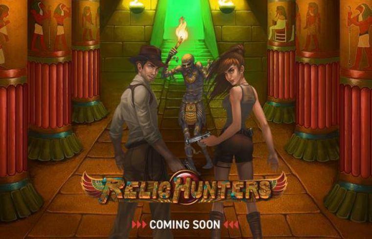 Relic Hunters (Wazdan)