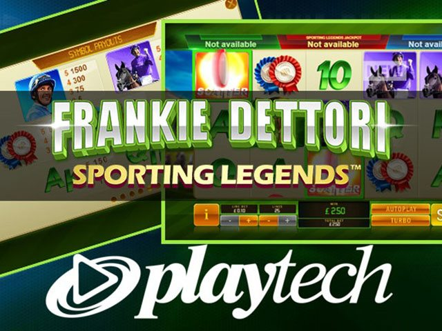 Playtech Launches Sporting Legends Suite Complete with Timed Jackpots