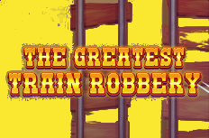 The Greatest Train Robbery (Red Tiger)