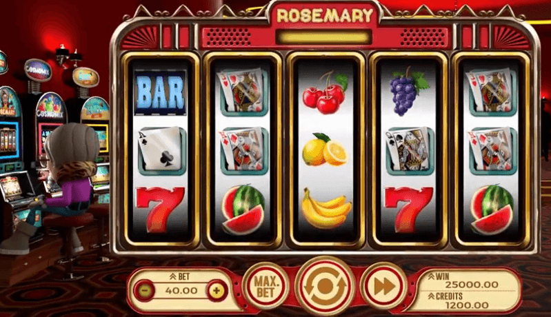 Rosemary(spinmatic)