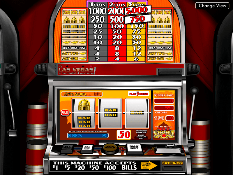 triple crown free slot