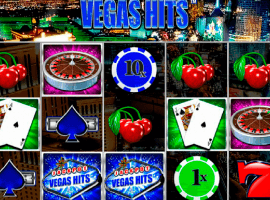 Vegas Hits  Slot